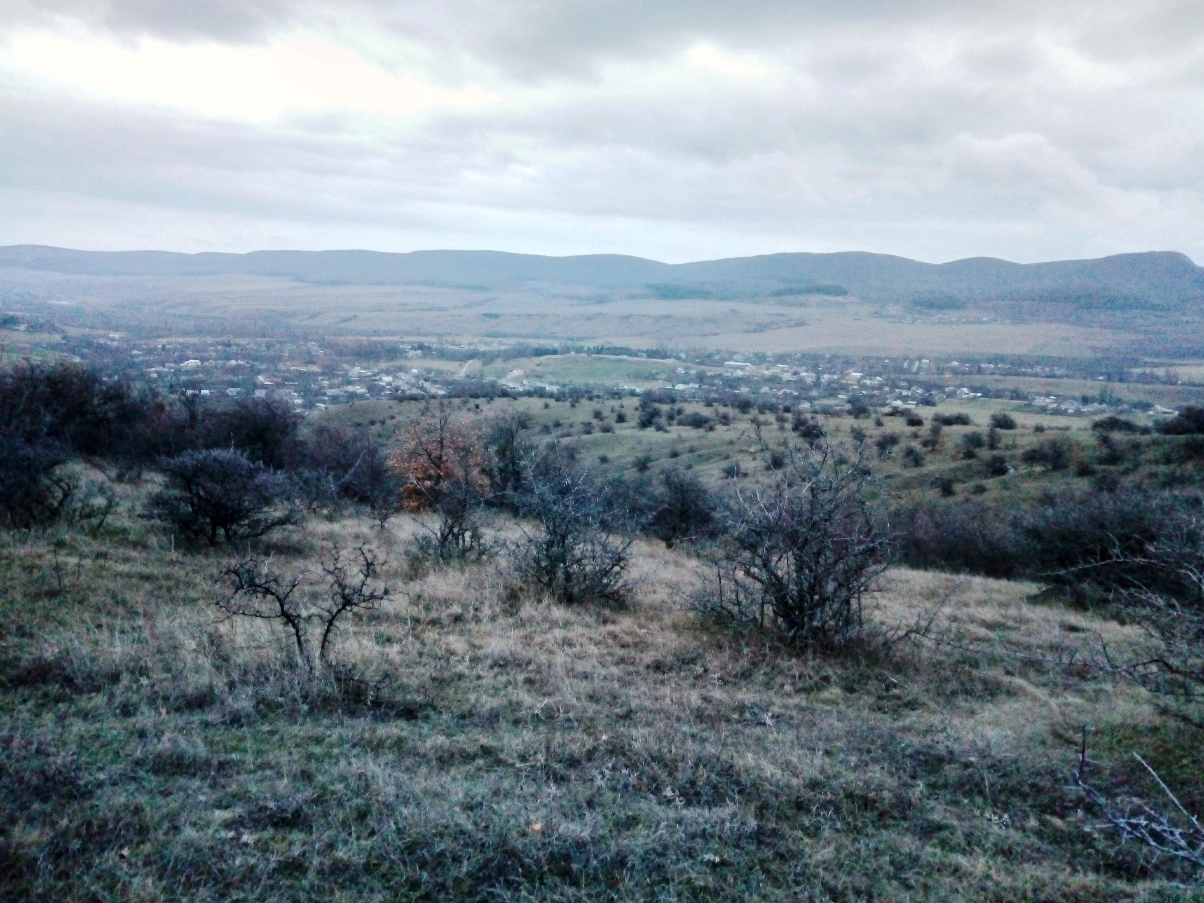 Фото Крыма за 18 января 2018 года фото заметка из моей реальности в Крыму jokya.ru