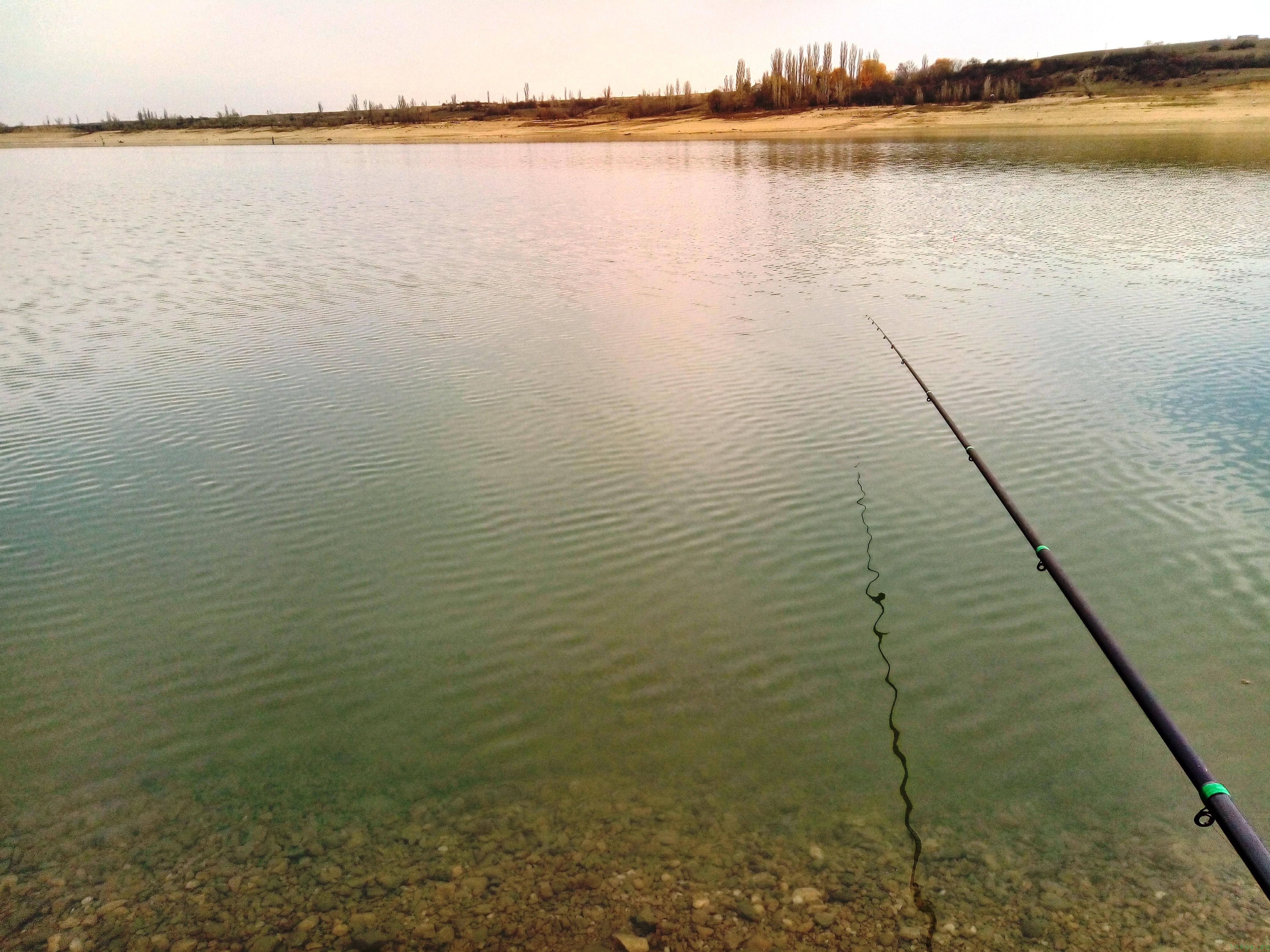 Фотоотчет осенний - Рыбалки в Крыму фото заметка из моей реальности в Крыму jokya.ru