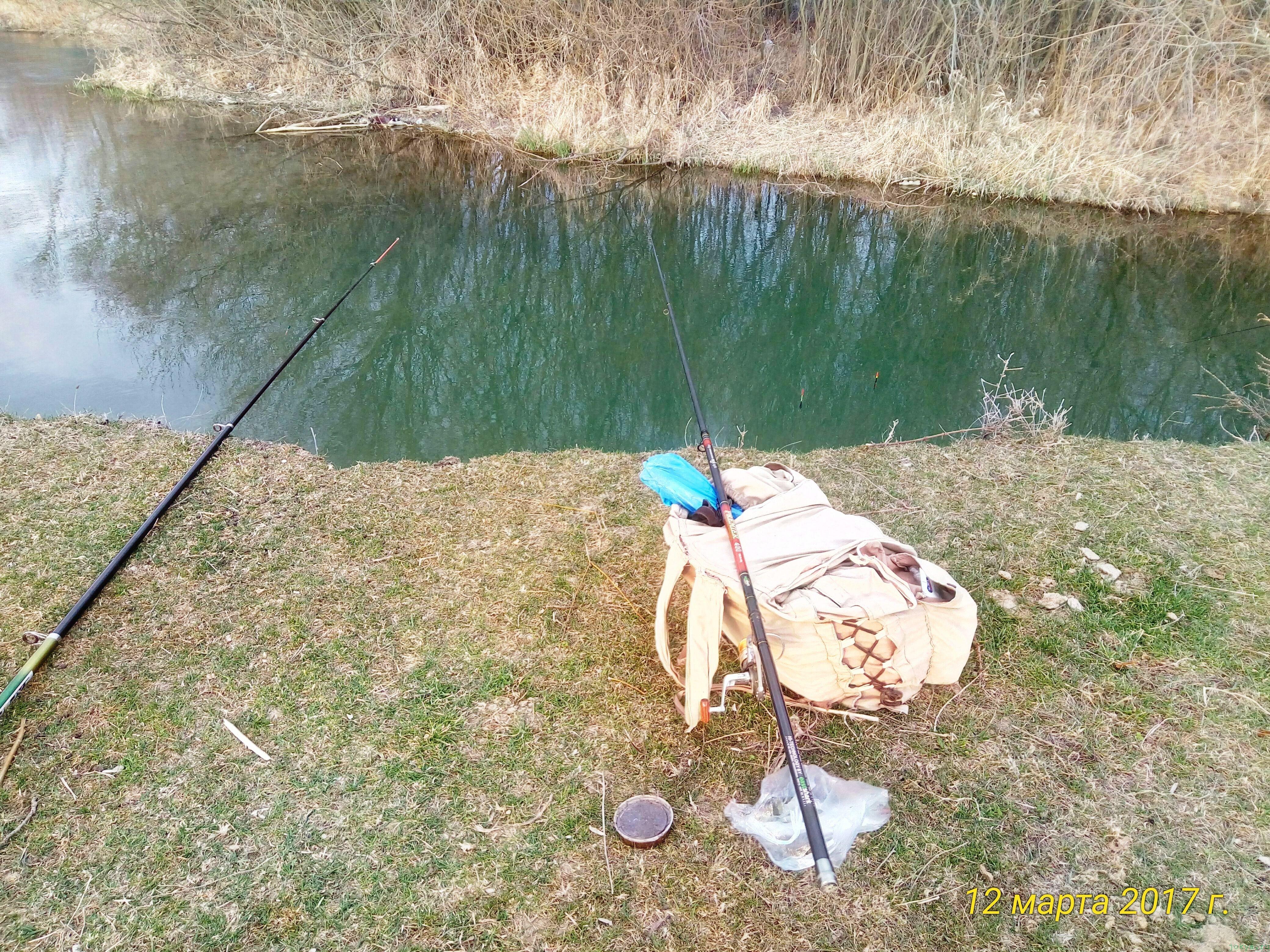 Где идет рыба в Крыму: Отчет о рыбалке за март 2017 фото заметка о моей реальности в Крыму jokya.ru