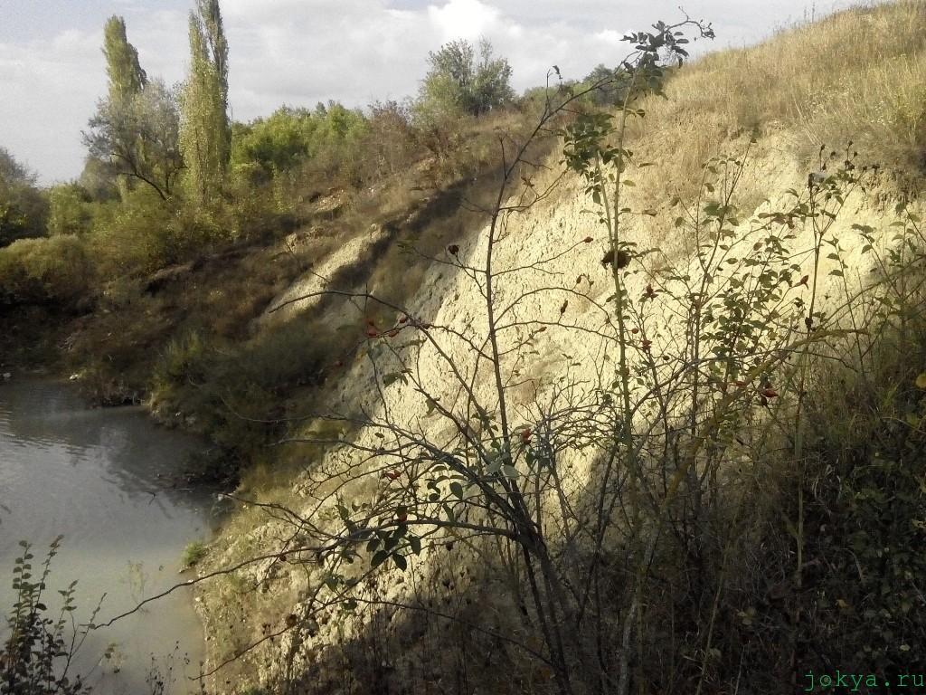 Горная речка в Крыму: Танасу фото сюжет jokya.ru