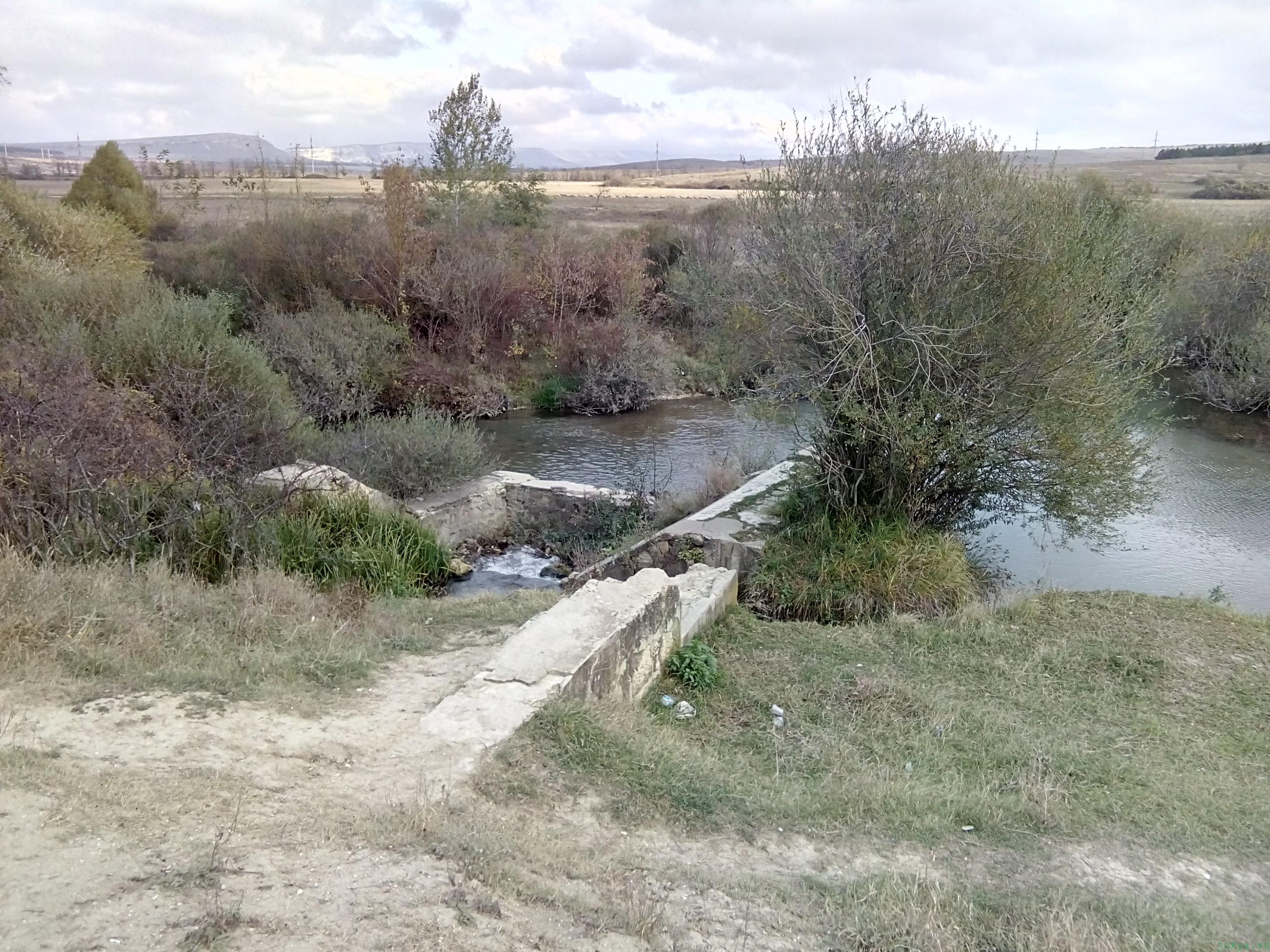 Как ловить окуня на реке биюк-карасу осенью в Крыму моя фото реальность в Крыму jokya.ru