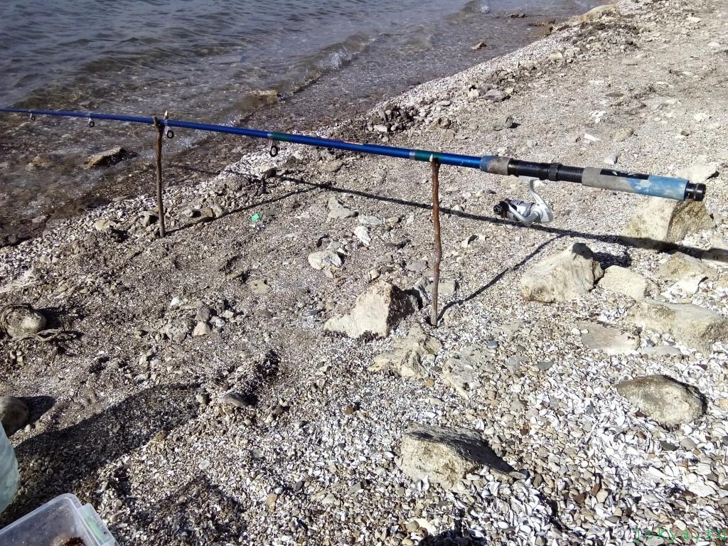 Место отдыха на рыбалке в 2016 году в феврале фото заметка о Крыме jokya.ru