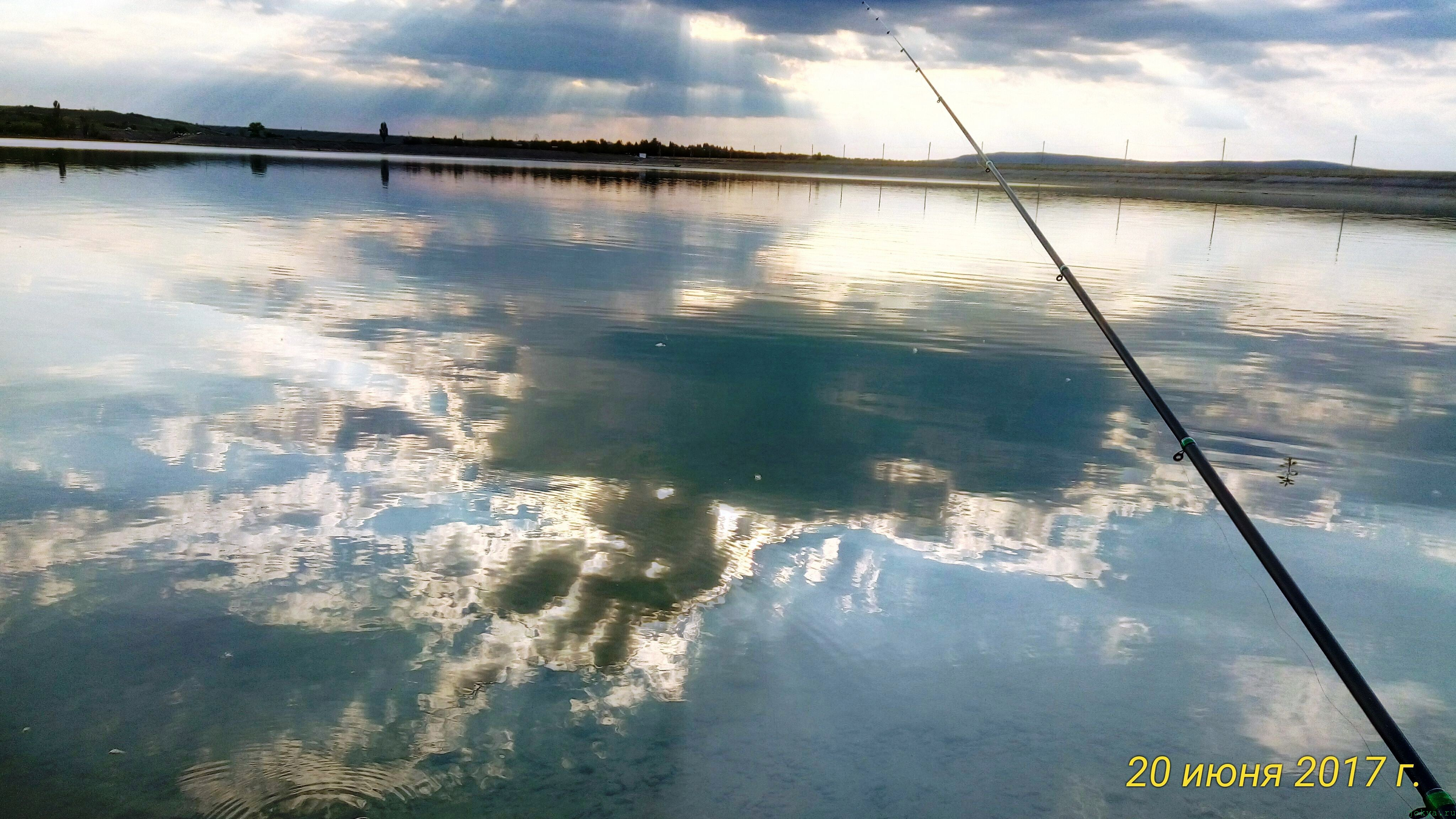 Отдых в Крыму: на рыбалку пешком фото заметка из моей реальности в Крыму jokya.ru