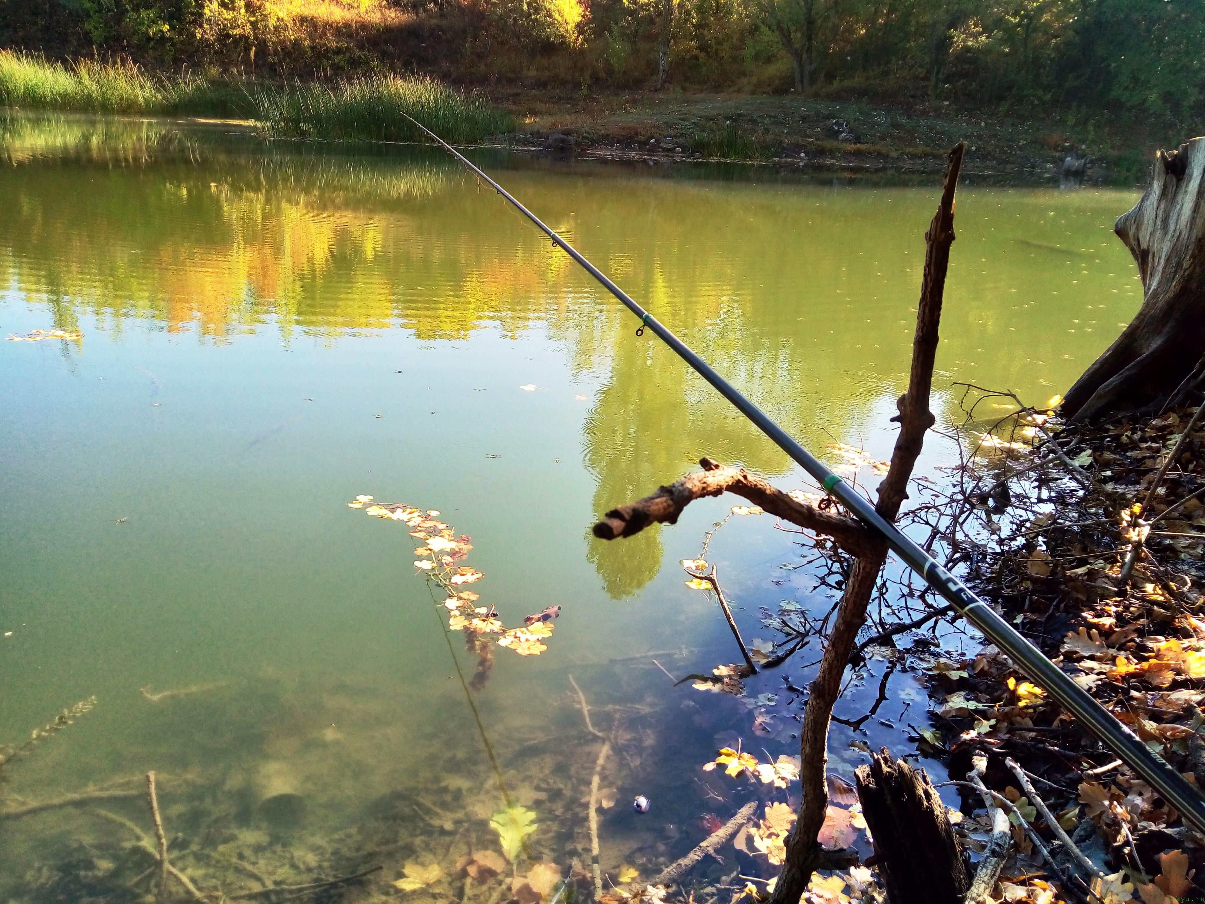 Пешком на рыбалку из Белогорска фото заметка из моей реальности в Крыму jokya.ru