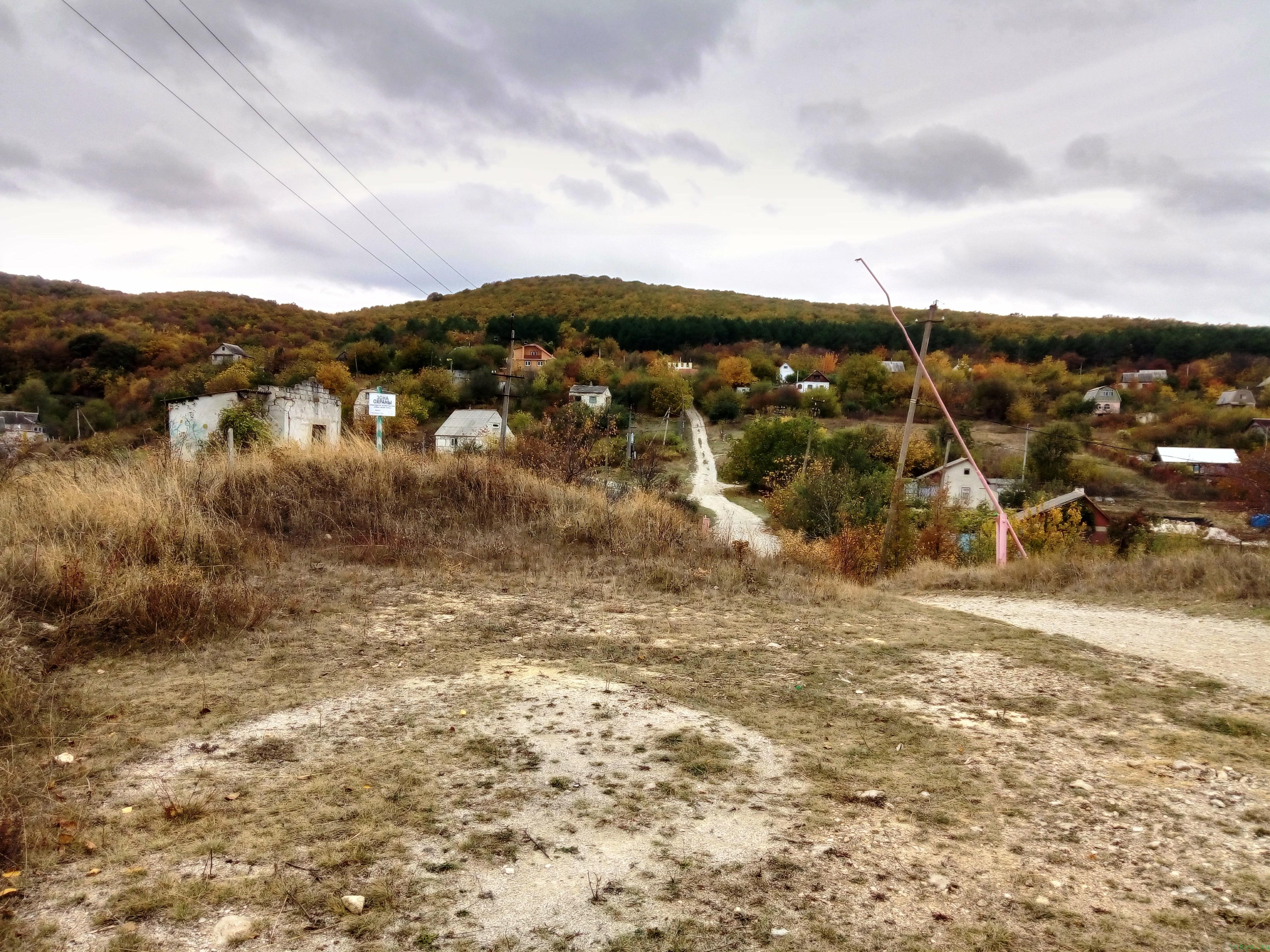 Пешком на рыбалку 🎣 в село Головановка фото заметка из моей реальности в Крыму