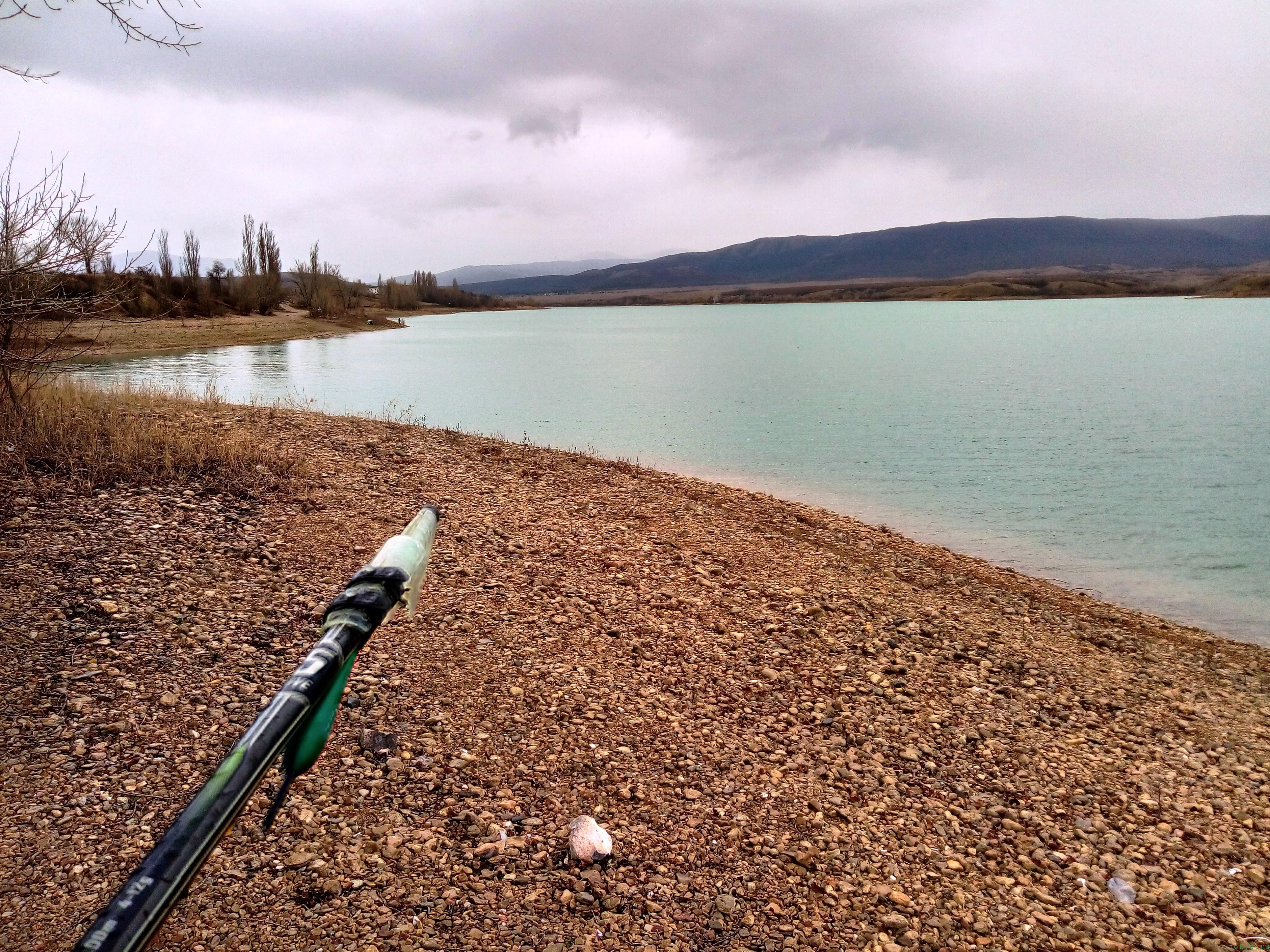 Пешком в дождь на рыбалку фото заметка из моей реальности в Крыму jokya.ru
