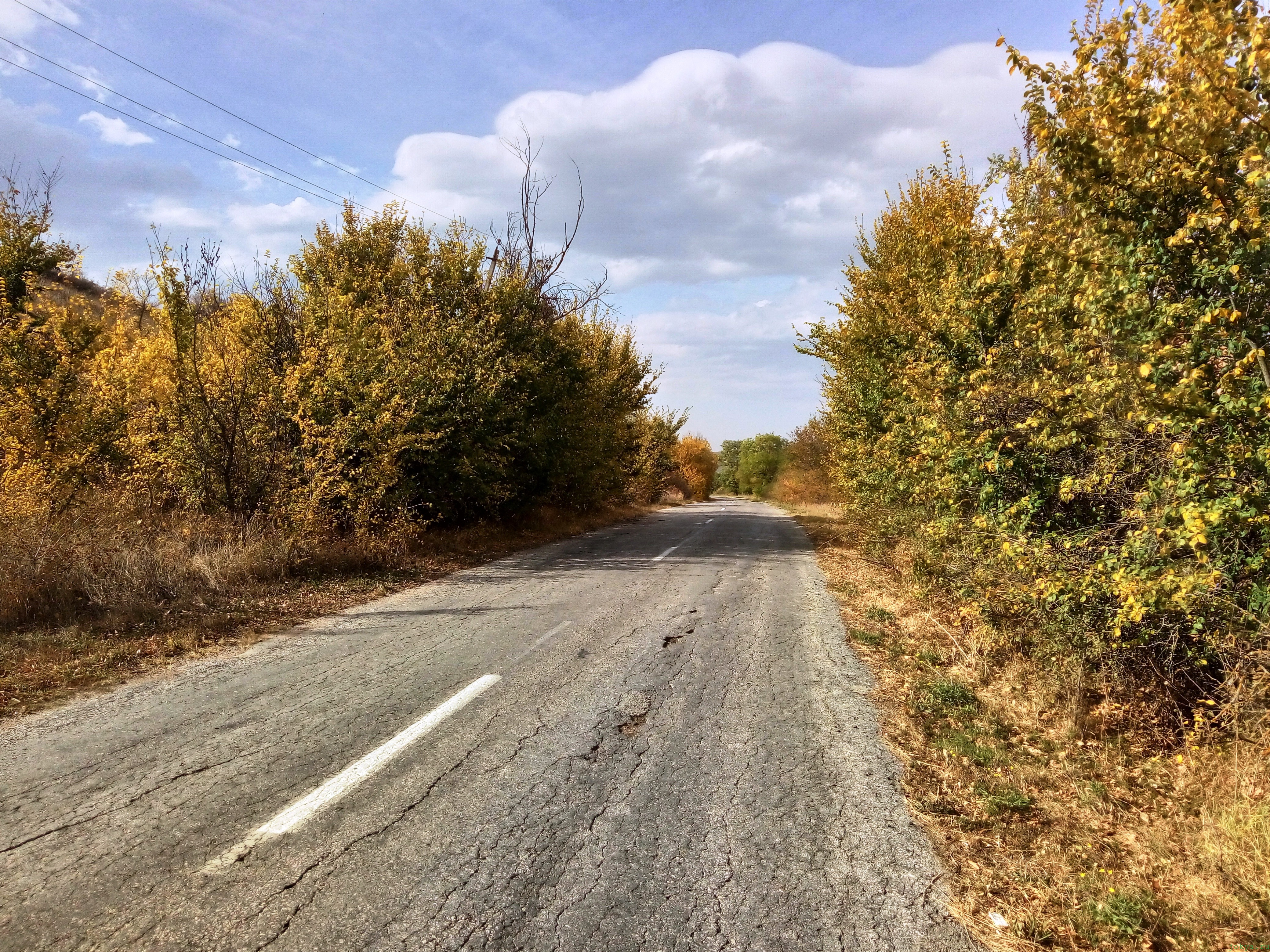 Поход пешком в Крыму в октябре фото заметка из моей реальности в Крыму jokya.ru