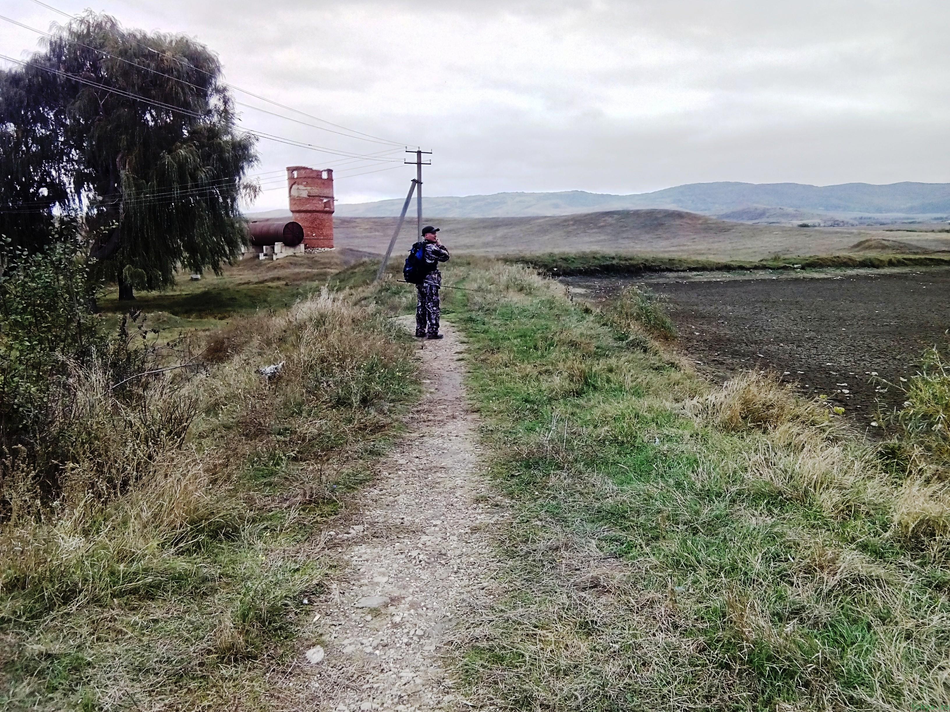 Поход выходного дня пешком по Крыму из Белогорска фото заметка о Крыме jokya.ru