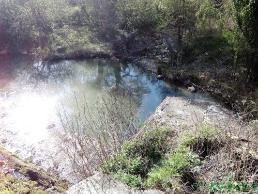 Река кучук-карасу фото заметка о Крыме jokya.ru