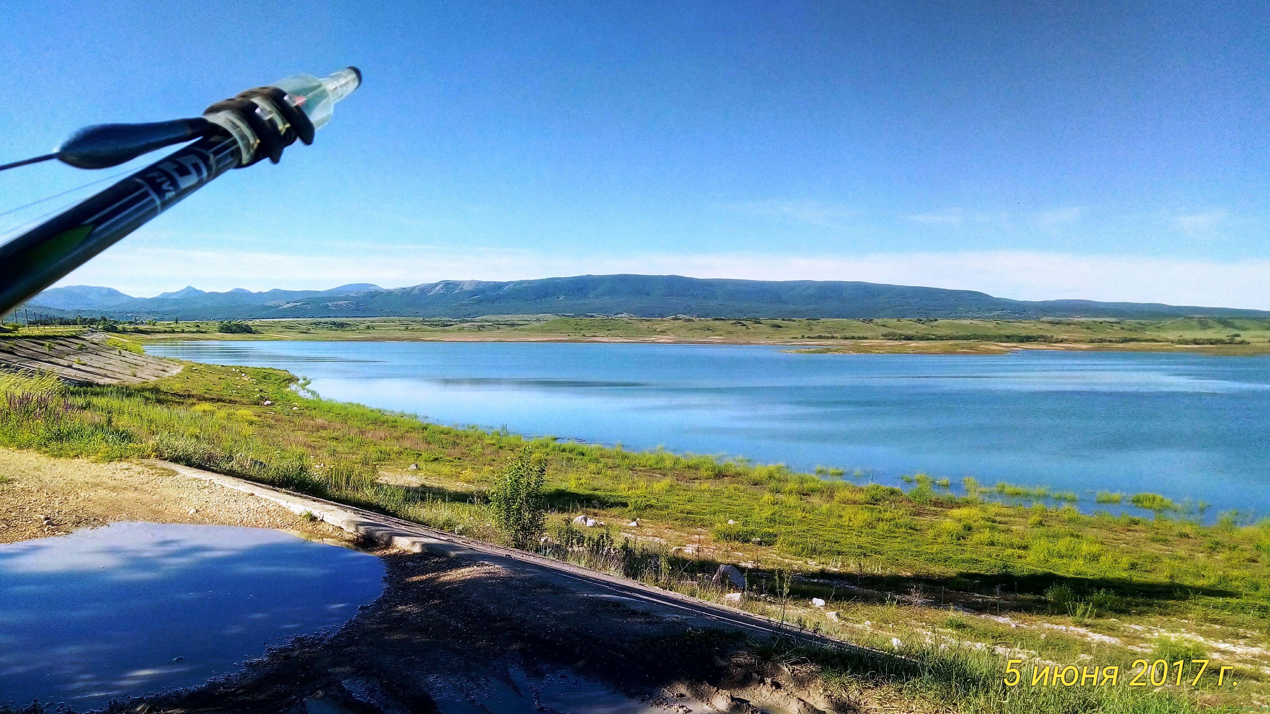 Рыбалка на Тайгане 05.06.2017 фото заметка о моей реальности в Крыму jokya.ru