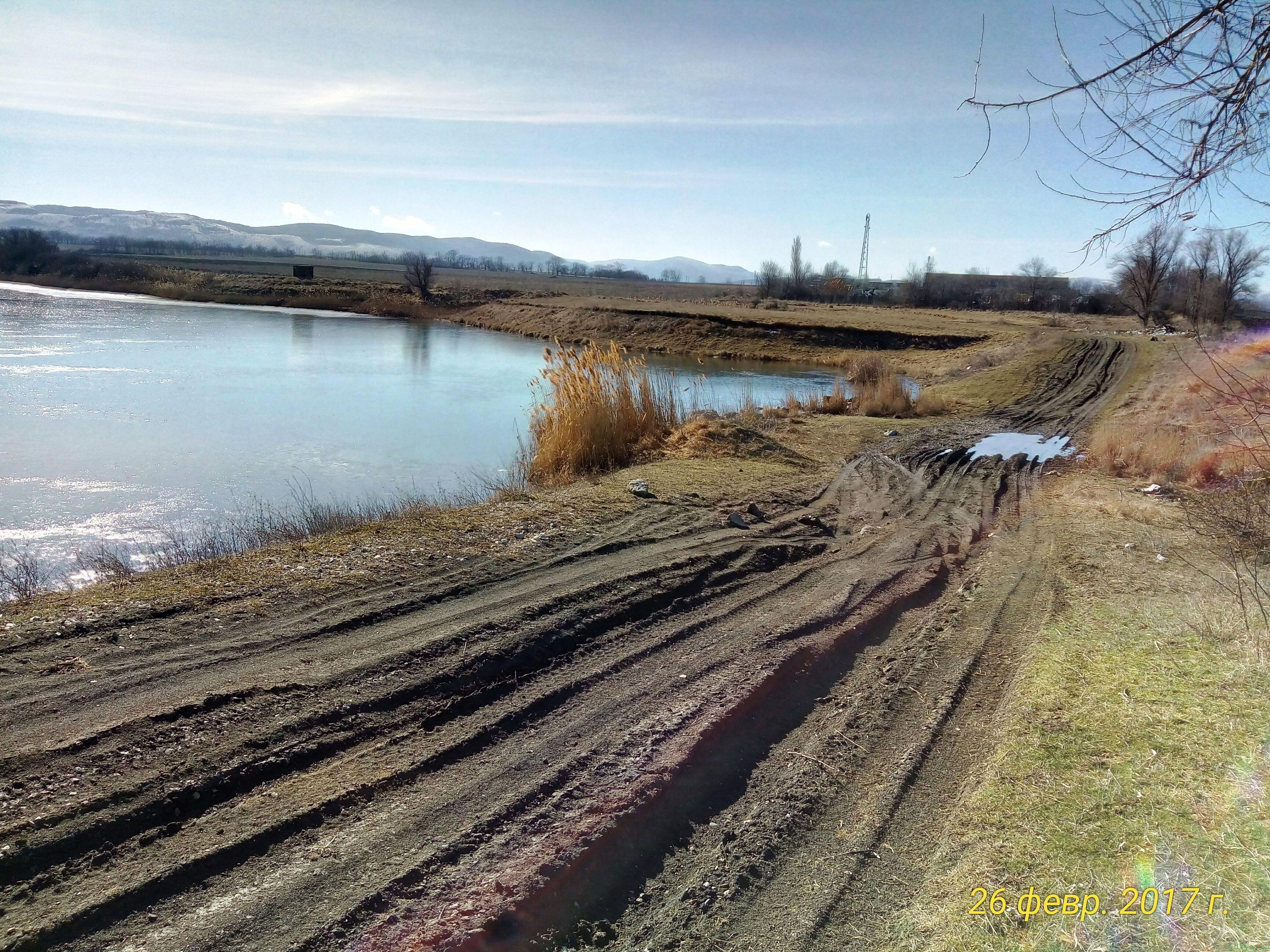 Рыбалка на водоеме феврале: ловля карася на опарыш фото заметка о моей реальности в Крыму jokya.ru