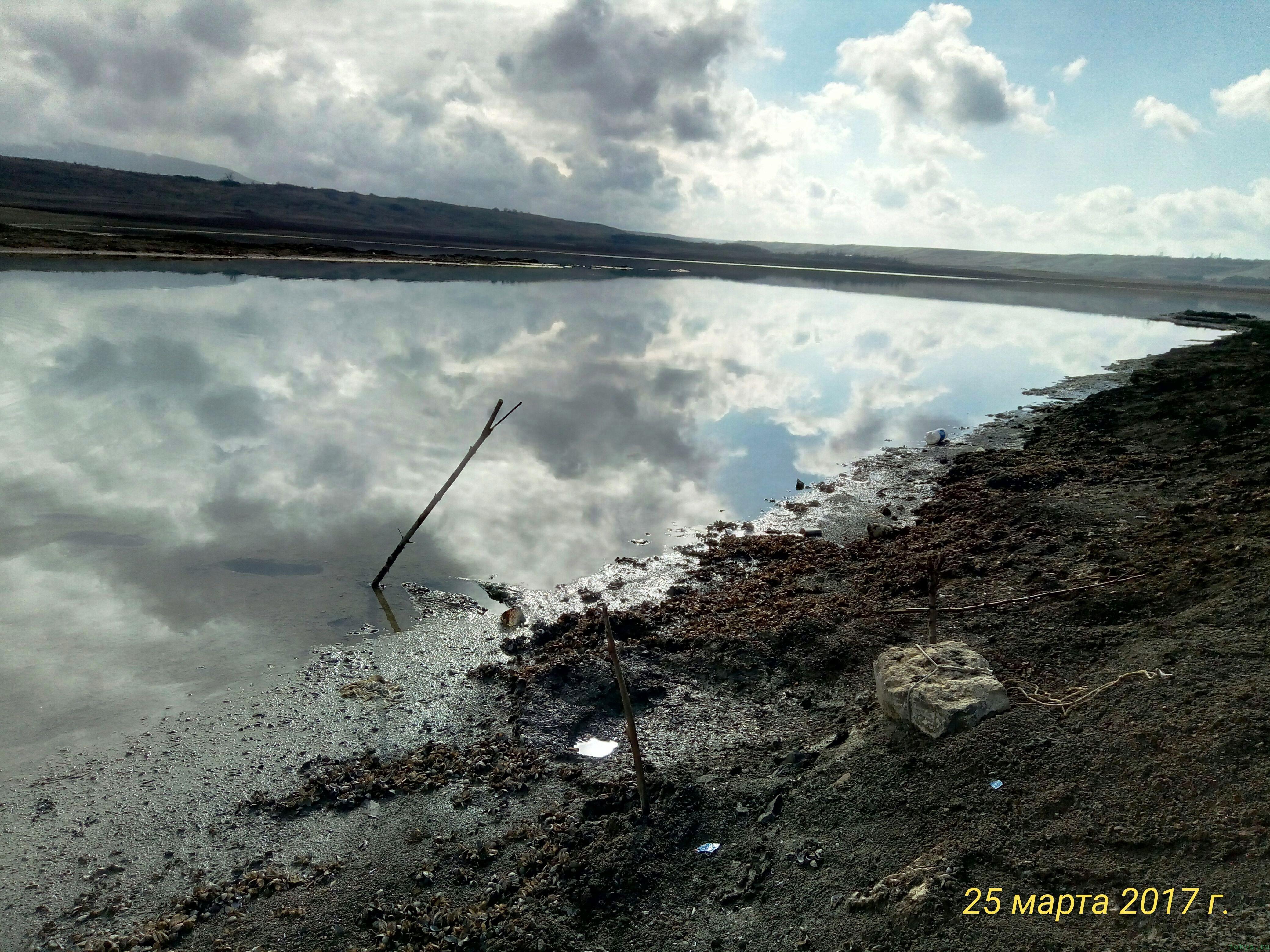 Рыбалка после дождя в Крыму фото заметка о моей реальности в Крыму jokya.ru
