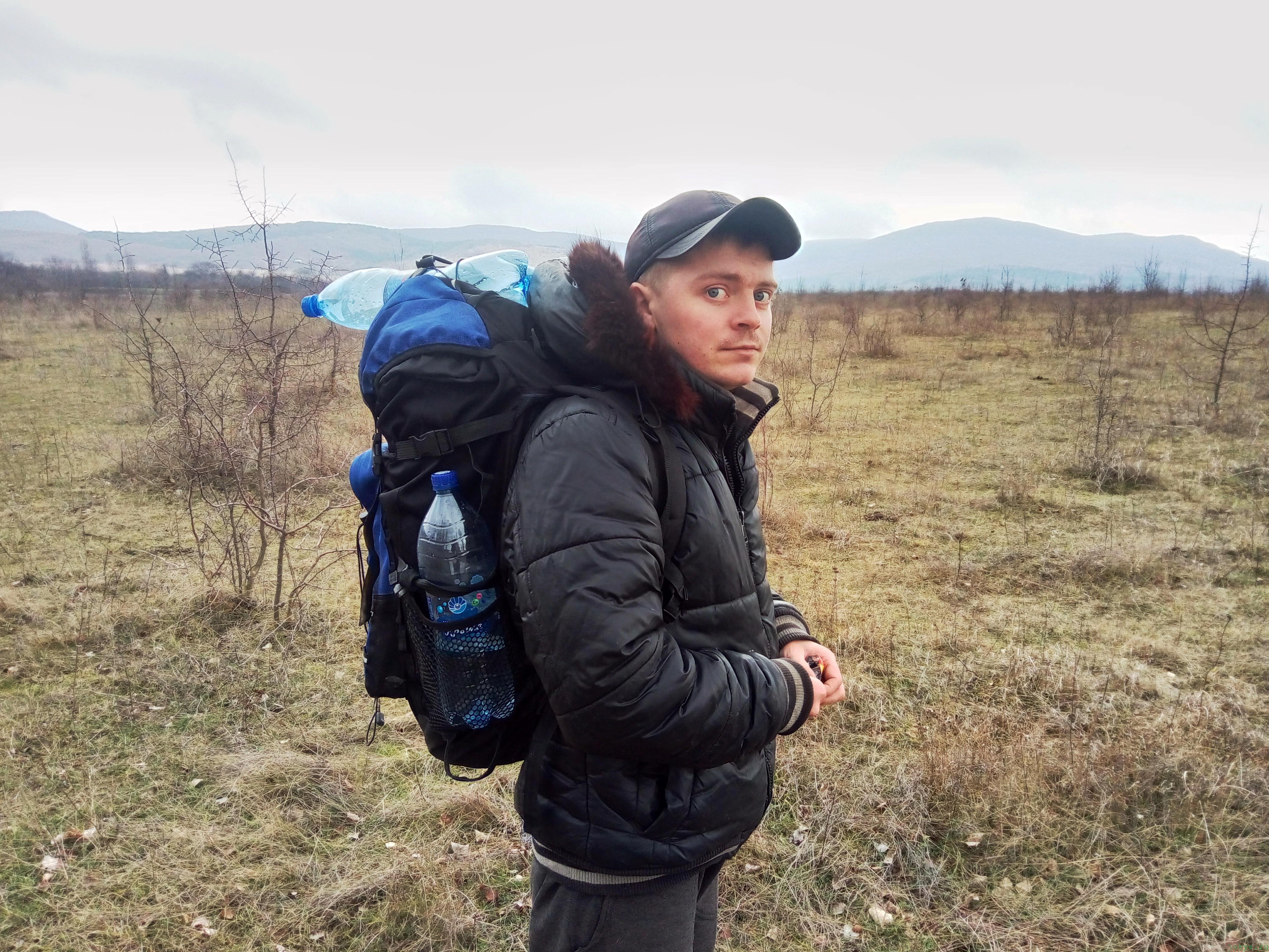 Туристический поход 25 км за 10 часов фото заметка из моей реальности в Крыму jokya.ru