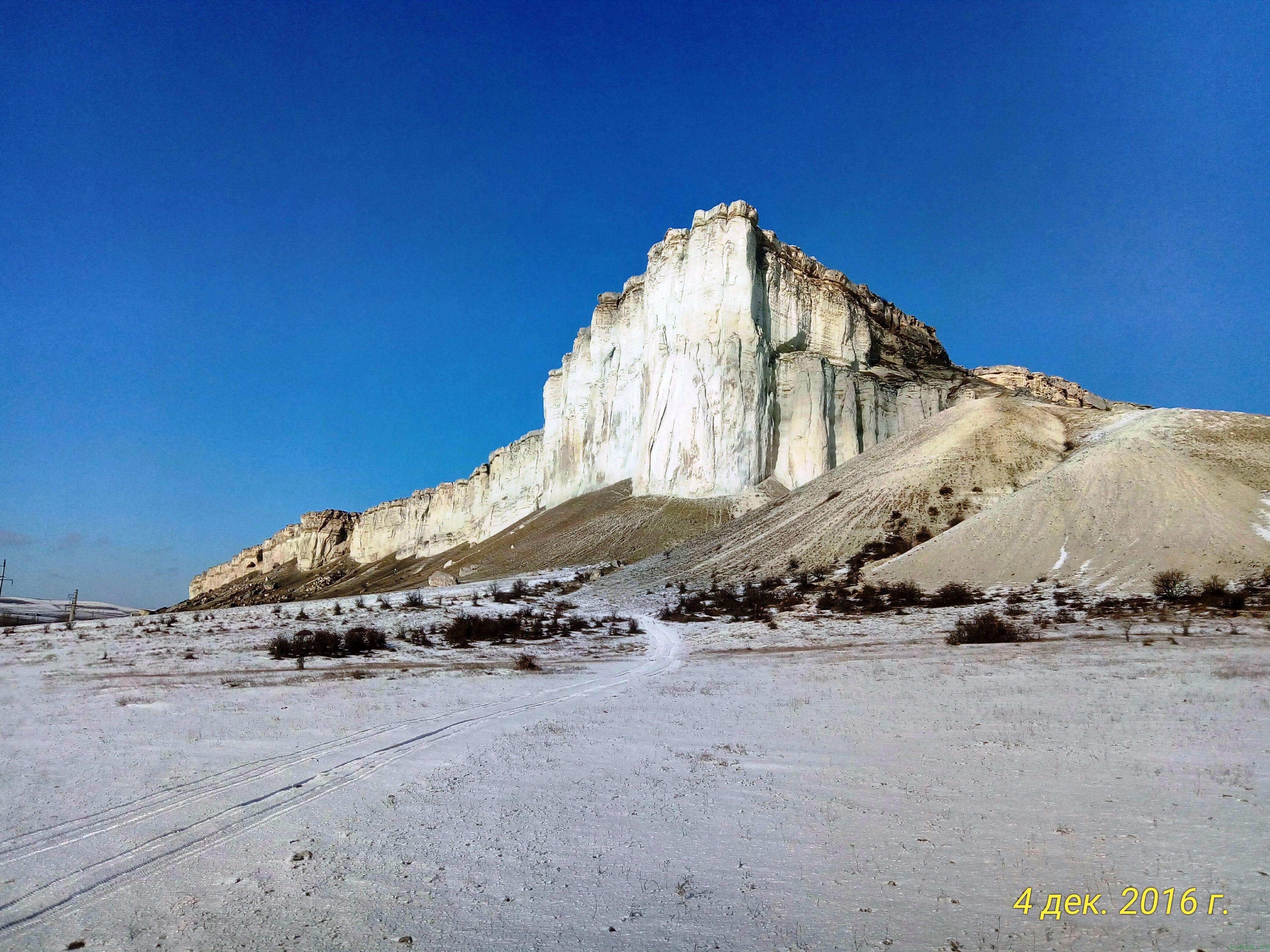 Зима на реке карасёвка Белая скала фото заметка о моей реальности в Крыму jokya.ru