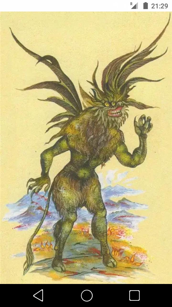 фото - jokya.ru - Бесы или злые духи - это тонкая полевая сущность низкого первого астрального под плана