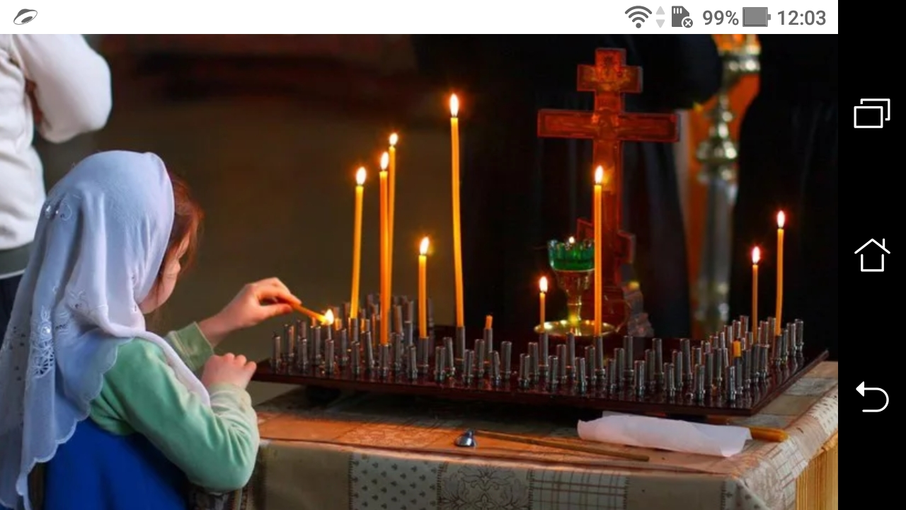 фото - jokya.ru - Молиться о живом и усопшем человеке - это духовная связь и после смерти