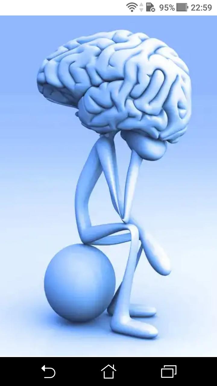 фото - jokya.ru - Мышление в иллюзии сна внутреннего диалога, думать и крутить мысли в голове - признак программного человека