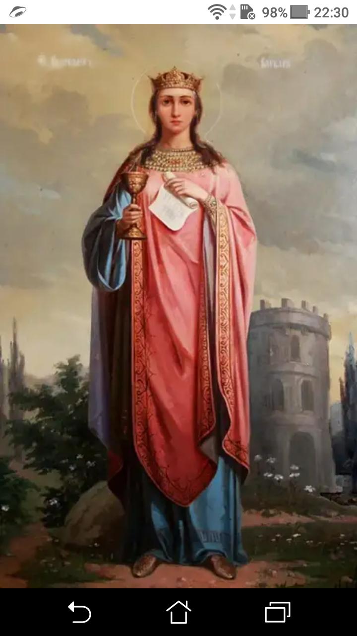 фото - jokya.ru - Великомученица Варвара