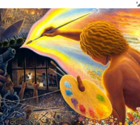 фото - jokya.ru - Нахождение в 4-й мерности предполагает постоянное осознанное развитие души и повышения вибраций светового и тонких тел