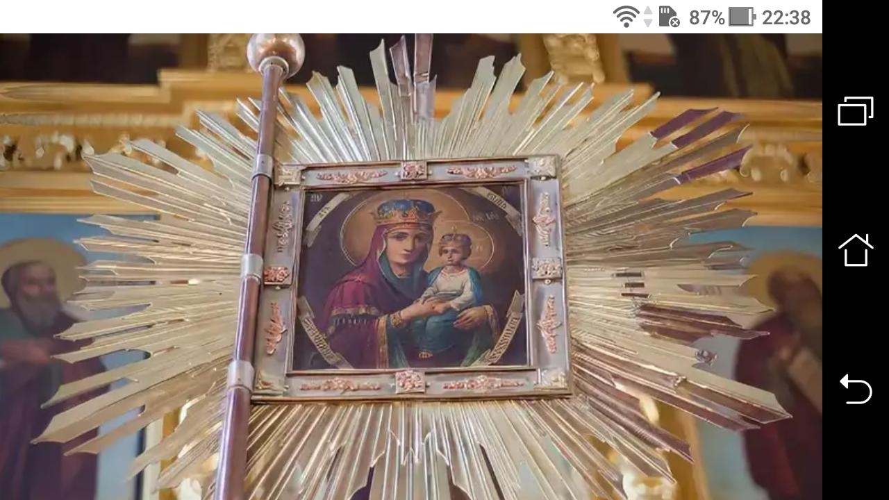 """фото - jokya.ru - Молитва ко Пресвятой Богородице перед иконой """"Споручница грешных"""" - чудесных исцелений, в том числе во время эпидемий"""
