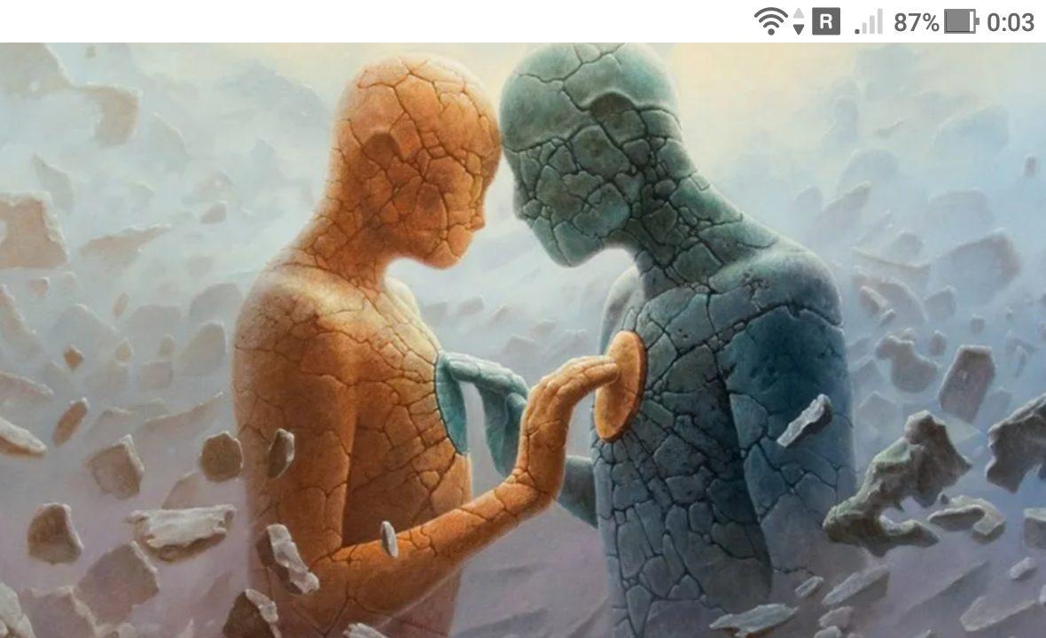 фото - https://jokya.ru - Двойники из параллельных воплощений и их общий единый аспект души по управлению двух разных аватаров