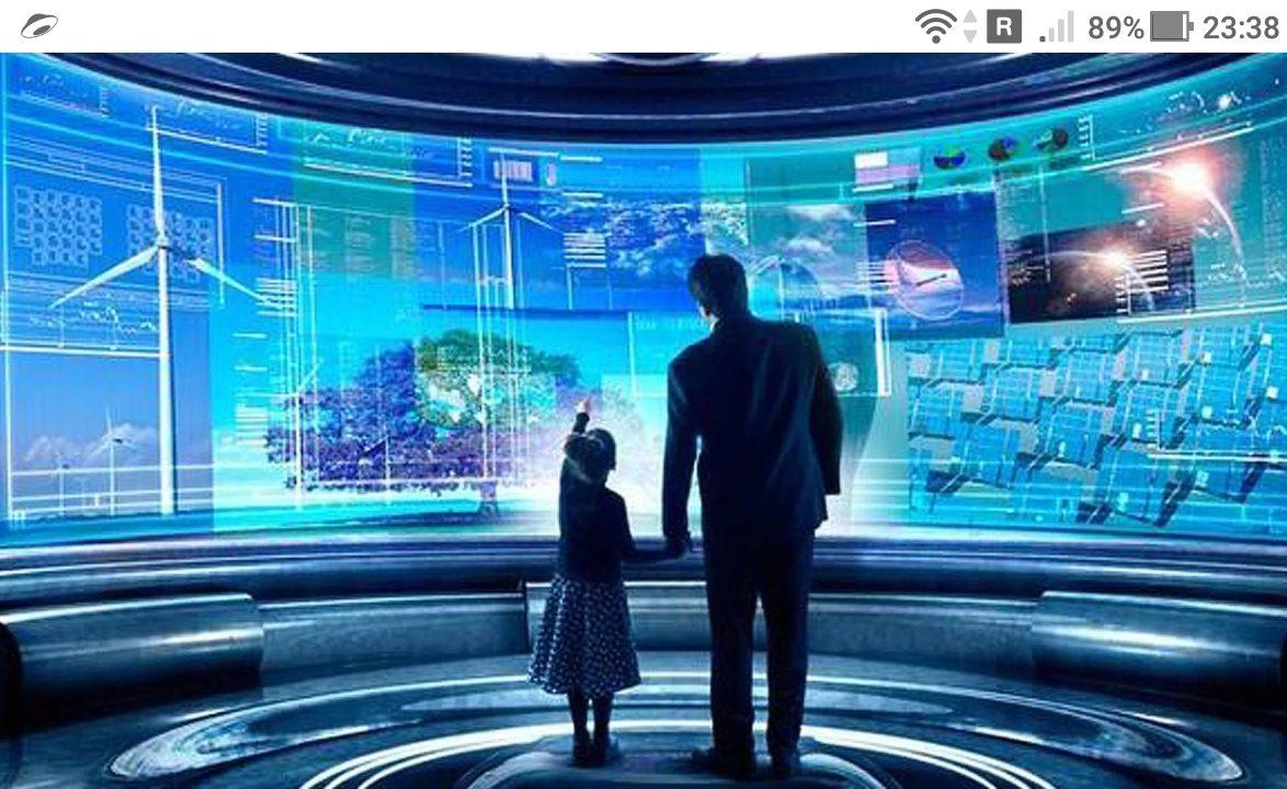 фото - Электронный мир: тайный проект инопланетных цивилизаций Сатурна и Юпитера - https://jokya.ru/