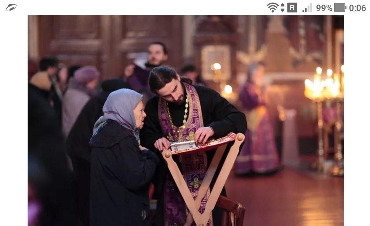 фото - Первые шаги по направлению к Богу - это посещение Церкви - https://jokya.ru/