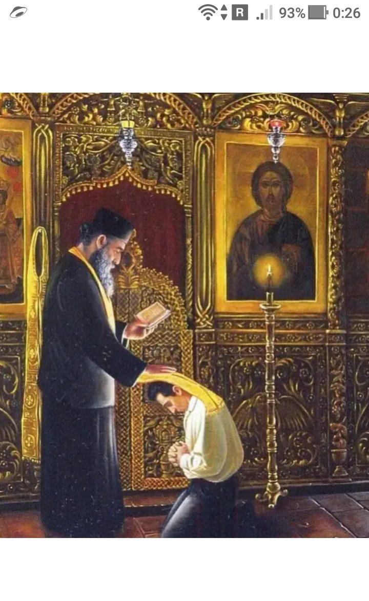 фото - ПРИНЯТИЕ СВЯТЫХ ДАРОВ ПРИОБЩАЕТ НАС КО ГОСПОДУ ИИСУСУ ХРИСТУ - https://jokya.ru/